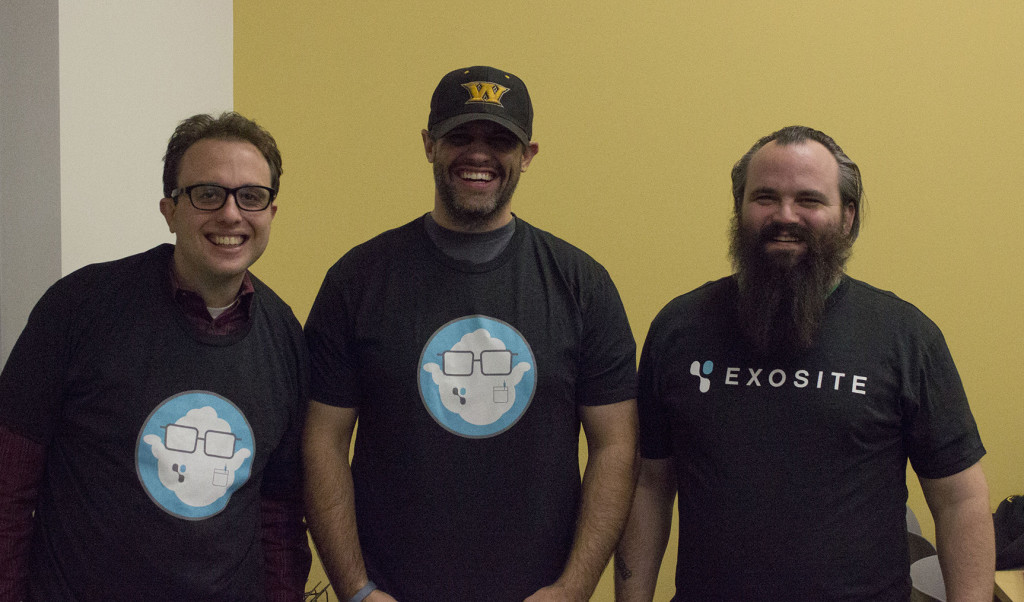 Team SoundScout Takes IoT Hackday: Exosite Powering Local IoT Solution