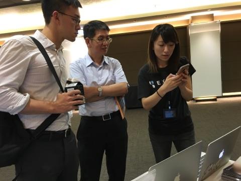 Team Exosite: Meet Josie Chung