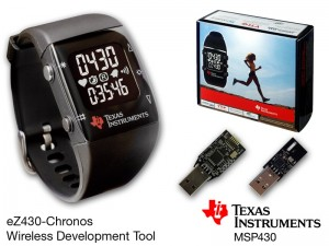 TI Chronos ez430 Watch – PC Gateway